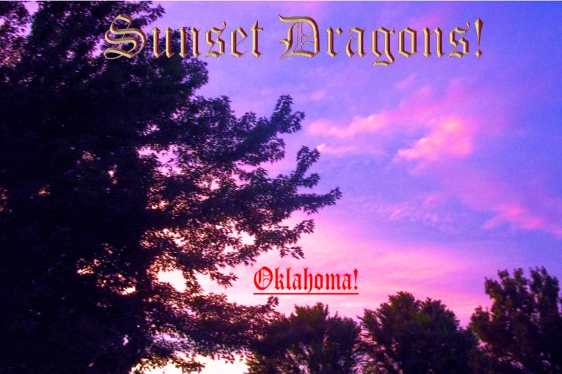Sunsetdrok